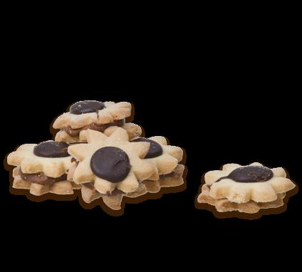Ciastka zczekoladą
