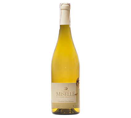 Wino Miselle Colombard-Gros Manseng Côtes de Gascogne VdP