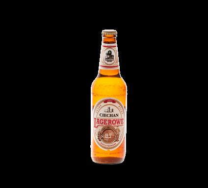 Piwo Ciechan Lagerowe
