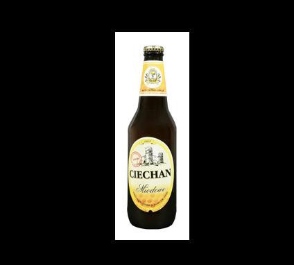 Piwo Ciechan Miodowe