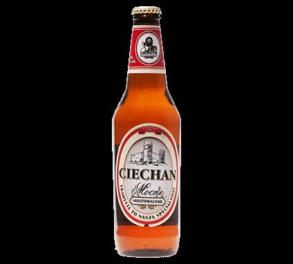 Piwo Ciechan Mocne