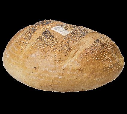 Chleb wiejski Bizon zmakiem