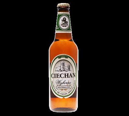 Piwo Ciechan Wyborne