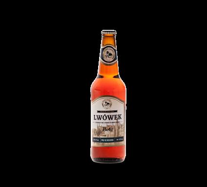 Piwo Lwówek Belg