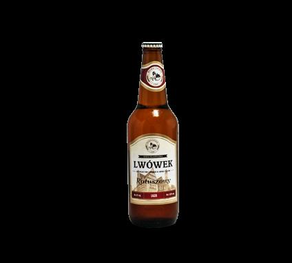 Piwo Lwówek Ratuszowy