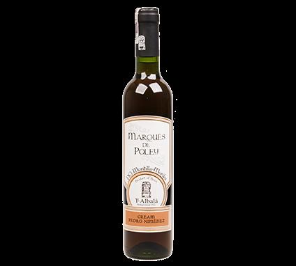 Wino Toro Albalá Marques de Poley Cream Montilla-Moriles DO