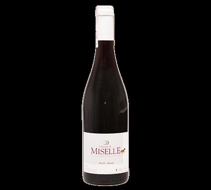Wino Miselle Merlot-Tannat Côtes de Gascogne VdP