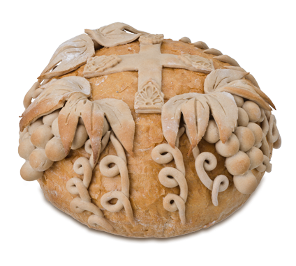Chleb dożynkowy